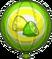 Lemon Mist Balloon