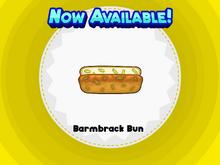 Barmbrack Bun HDHD
