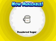 Powdered Sugar PHD