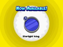 Starlight Icing- DTG!