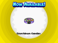 Countdown.Candies
