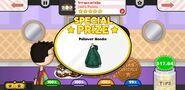 Papa's Scooperia To Go! Stracciatella Prize