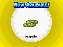 Jalapeños (Sushiria)