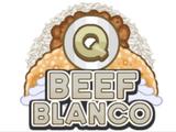 Beef Blanco