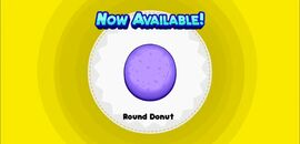 Round Donut DTG! Unlocked