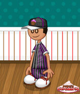 Gareth Bale (Baseball Season)