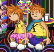 The X Twins