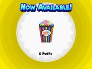 X Puffs