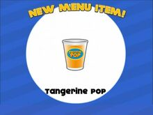 Unlocking tangerine pop