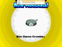 Blue Cheese Crumbels