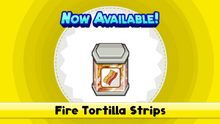 Fire Tortilla Strips (HTG)