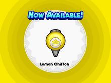 Lemon Chiffon Filling- DTG!