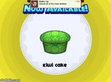 Papa's Cupcakeria - Kiwi Cake