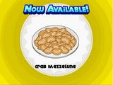 Crab Mezzelune