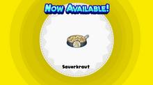 Sauerkraut (HHD)