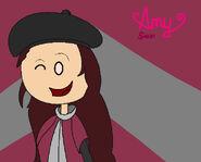 Fan Art of Amy!