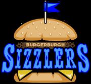 Burgerburgh Sizzlers - Logo
