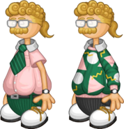 PLP Mr. Bombolony Outfits