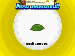 Papa's Pastaria - Basil Leaves