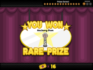 Bronz prize-Strike Out-Bakeria