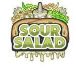 Sour salad