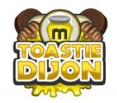 Toastie dijon