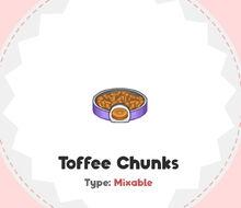 Toffee Chunks