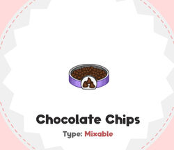 Chocolate Chips (Scooperia)