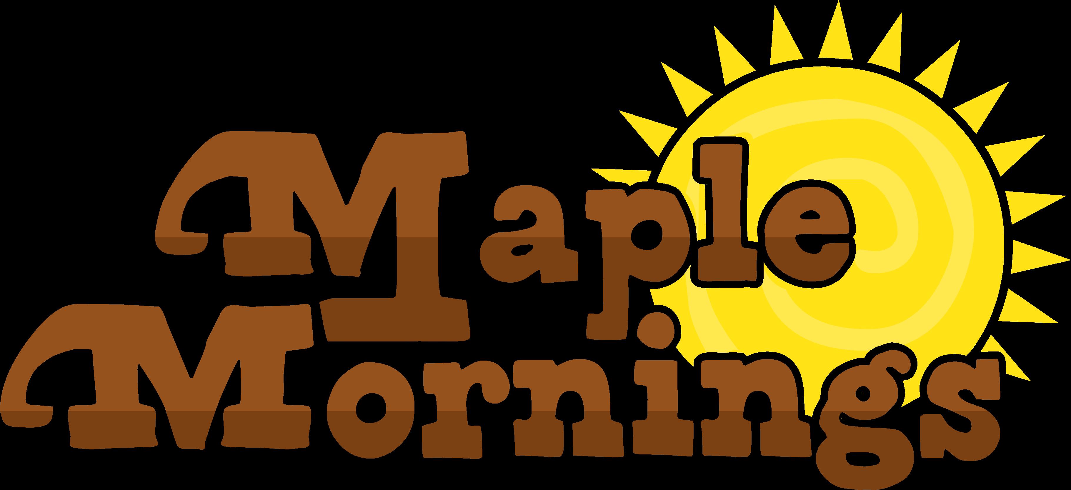 Maple Mornings New Logo