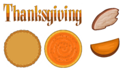 Papa's Pizzeria HD - Ingredients - Thanksgiving