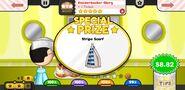 Papa's Scooperia To Go! Knickerbocker Glory Prize