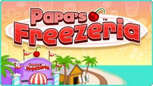 Freezeria Logo