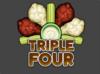 PWTG! Triple Four logo