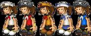 PLP Captain Cori Outfits