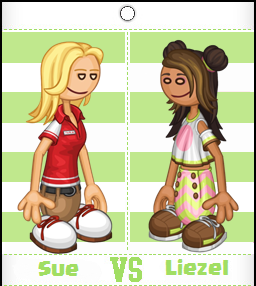 Sue vs Liezel