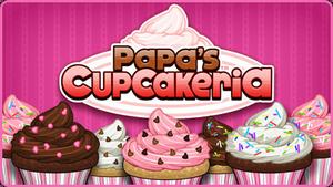 Cupcakeria Logo