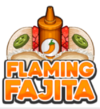 Flaming Fajita