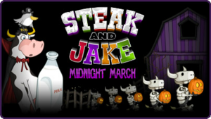Steak and Jake-Midnight March