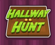Hallway Hunt Logo
