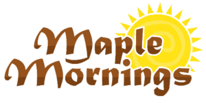 Logo-Maple Mornings