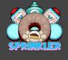 PDTG! Sprinkler logo