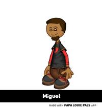 Miguel (Animatronix)