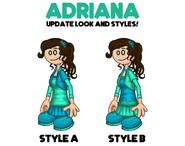 UL&S - Adriana Blog Post