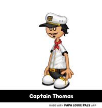 Captain Thomas
