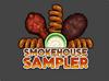 PWTG! Smokehouse Sampler logo