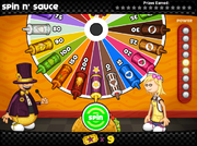 Spin N Sauce Playing