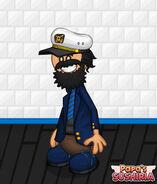 Captain Jack Style A