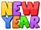 New year logo