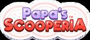 Papa's Scooperia logo