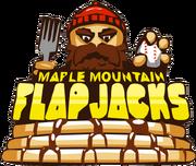 Maple Mountain Flapjacks logo